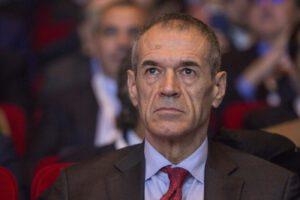 """Parla Carlo Cottarelli: """"Stati generali? Nessuno mi ha invitato. Piano Colao molto complicato…"""""""