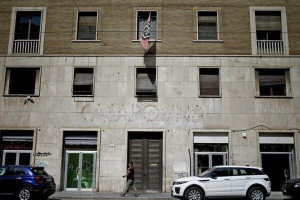 CasaPound, la Procura di Roma sequestra la sede storica occupata abusivamente da 17 anni
