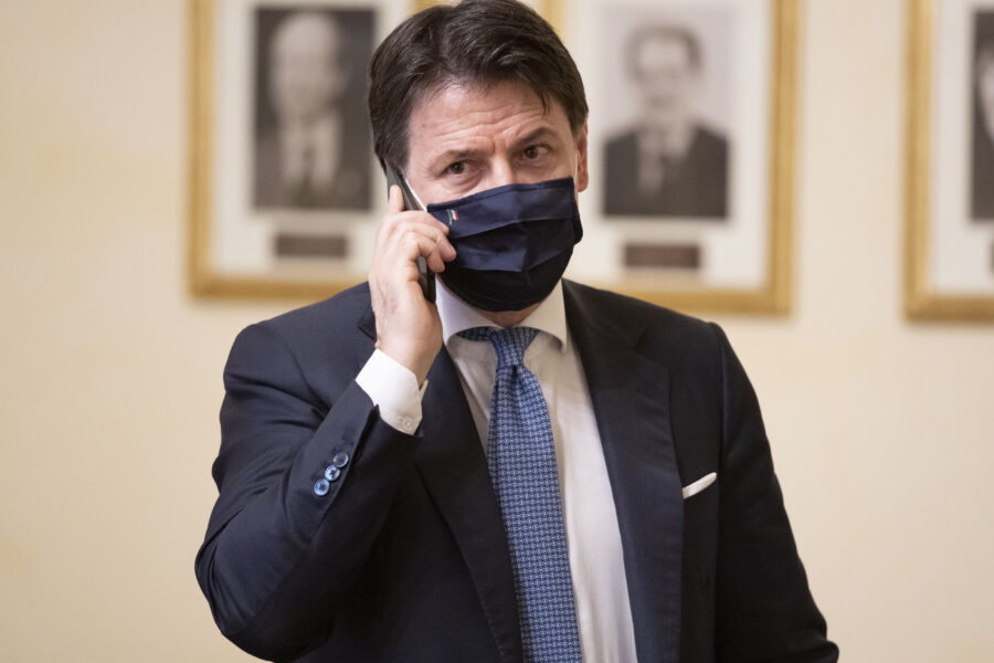 Zona rossa ad Alzano e Nembro, Conte interrogato per 3 ore dalla pm Rota a Palazzo Chigi