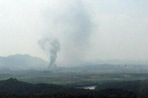 La Corea del Nord di Kim distrugge il 'palazzo del dialogo' col Sud: tensione alle stelle