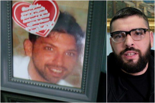 """Il mistero di Diego morto 'suicida' a Poggioreale, il fratello: """"Lo hanno ucciso, voglio la verità"""""""