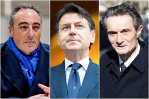 """Lombardia zona rossa, Fontana attacca Conte: """"Dati vecchi, uno schiaffo in faccia a tutti i cittadini"""""""