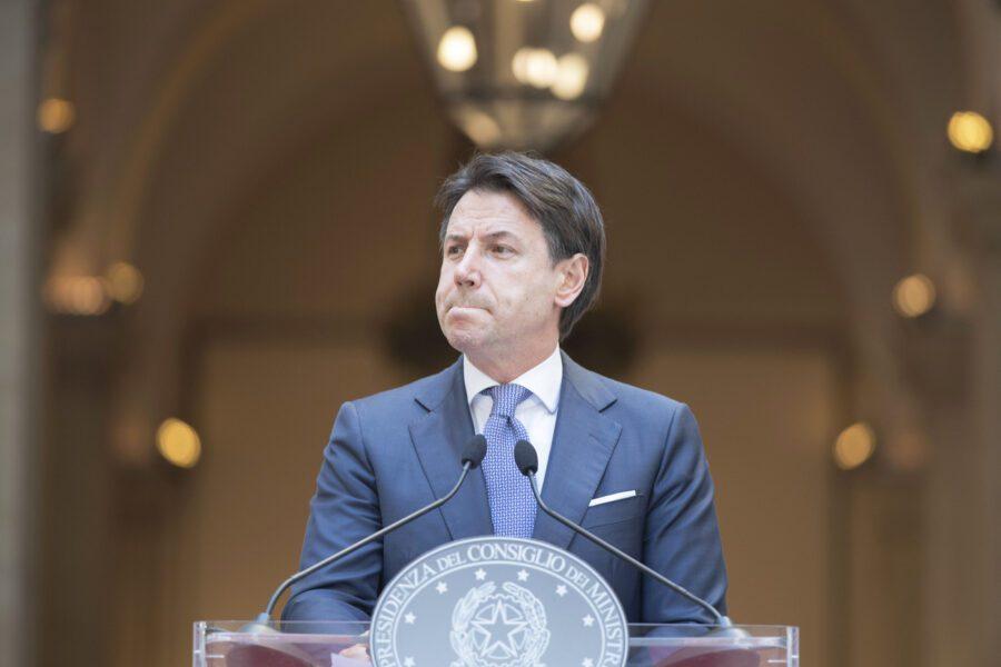 """L'allarme di Conte: """"Giustizia lenta, va riformata"""""""