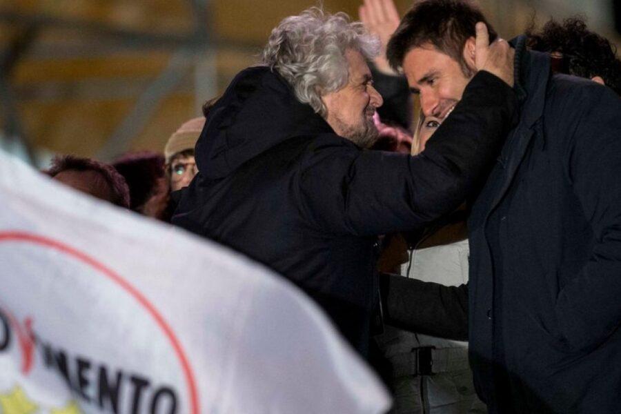 Terremoto nel Movimento 5 Stelle: dopo lo scontro Dibba-Grillo e i soldi in nero, scissione all'orizzonte