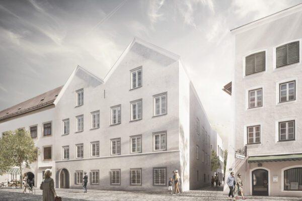 La casa natale di Hitler diventerà un commissariato, presentato il progetto