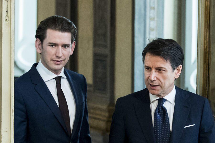 """L'Austria riapre i suoi confini a tutti ma non all'Italia: """"Dati sul Coronavirus non lo permettono"""""""