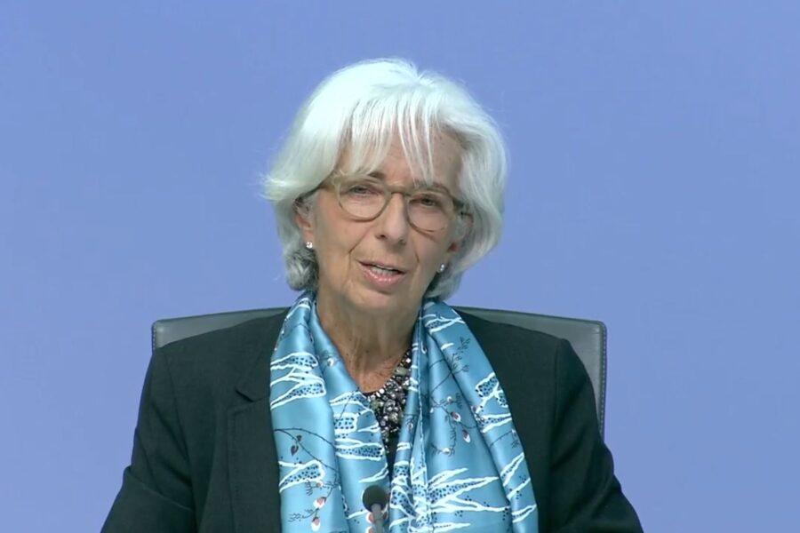 """La Bce aumenta il 'bazooka' anti-Covid, altri 600 miliardi per l'acquisto di debito: """"Frenata economia senza precedenti"""""""