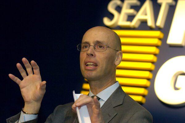 L'ex amministratore delegato di Seat Pagine Gialle Luca Majocchi
