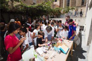 Il Museo Madre spalanca le porte alla città: Dalla Factory estiva per i bambini alla Milanesiana, un'estate ricca di eventi
