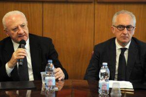 """L'Anci fa la lista della spesa a De Luca: """"Subito 250 milioni per salvare i bilanci"""""""