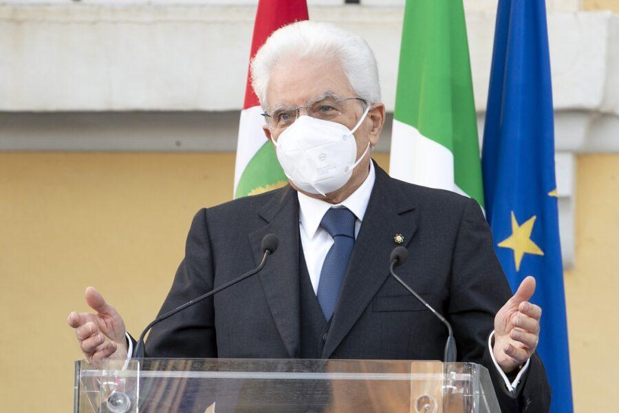 """Giornata dell'Ambiente, Mattarella : """"La nostra sopravvivenza è legata al rispetto della natura"""""""