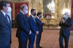 """Recovery plan, Mattarella riceve Conte: """"Servono risposte urgenti sull'uso dei fondi europei"""""""