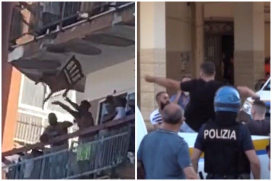 """Focolaio Mondragone, guerriglia e fughe dalla zona rossa: """"Tampone gratuito a tutti"""""""