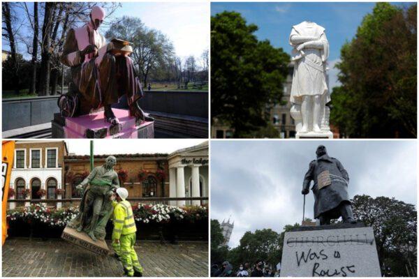 Attenzione a buttare giù le statue, si diventa come i talebani