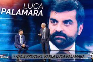 """Magistratopoli, Palamara: """"Gratteri, Greco e Melillo capi grazie al mio sistema"""""""