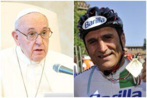 """Papa Francesco scrive a Zanardi: """"Hai fatto della disabilità una lezione di umanità"""""""