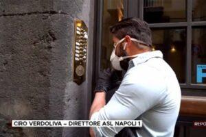 """Scioglimento Asl Napoli 1, Verdoliva contro fake news e spettacolarizzazioni: """"Pronto a querelare"""""""