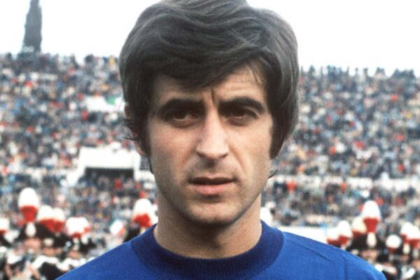 Gianni Rivera, Italy  (Photo by Peter Robinson/EMPICS via Getty Images)