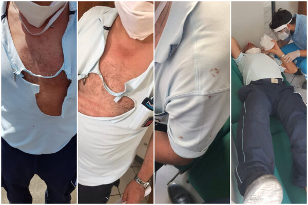 "Da ""torturatori"" a ""torturati"", poliziotti aggrediti dai detenuti: scontro Bonafede-Salvini"