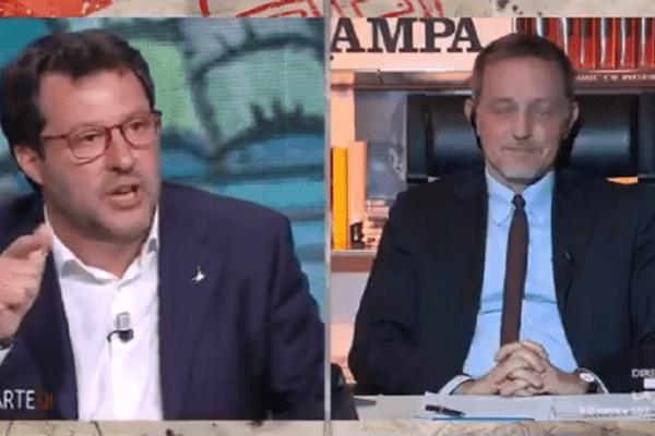 La fake news di Salvini sulla disoccupazione più alta in Germania che in Italia prima dell'Euro