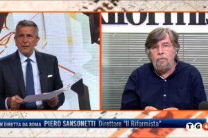 Sansonetti al Tg4, la condanna a Berlusconi era una sentenza già scritta