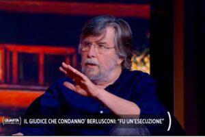 """Quarta Repubblica, Sansonetti sulla vicenda """"dell'esecuzione a Berlusconi"""""""