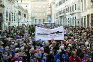Il Manifesto valoriale delle Sardine