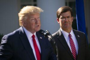 """Scontro tra Trump e il capo del Pentagono: """"No all'esercito contro i manifestanti"""""""