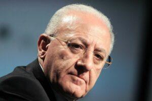 Vincenzo De Luca annuncia gli assessori della Campania: da Caputo a Morcone, le new entry
