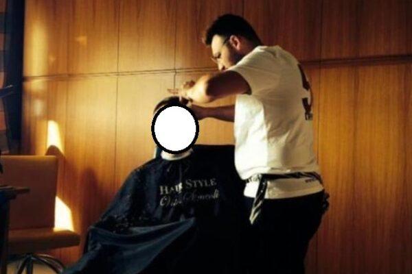 """""""Tagliatemi i capelli"""", cerca di abbracciare e calmare cliente: accoltellato il barbiere Vito Simeoli"""
