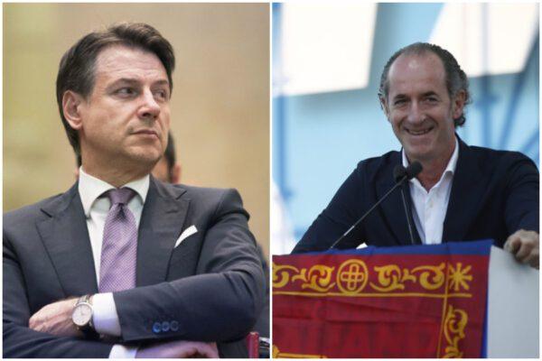 """Veneto, Zaia se ne infischia del governo: """"Via libera a calcetto e trasporti senza restrizioni"""""""
