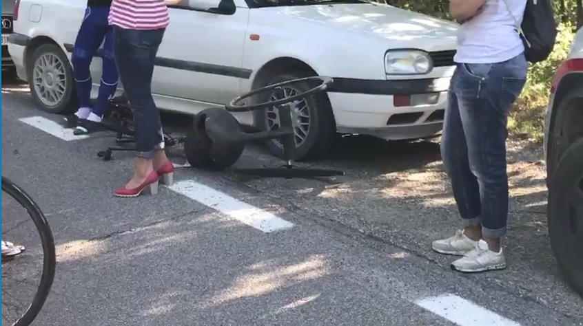 Zanardi, sequestrati cellulare e handbike: nessun telefono in mano prima dell'incidente