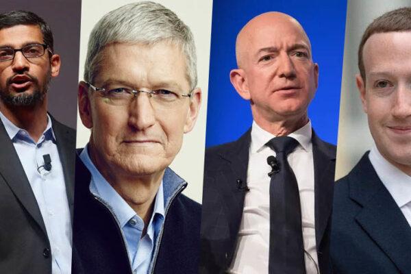 Apple, Facebook e Amazon alla sbarra per monopolio: that's America