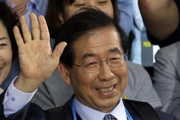 Lascia testamento e sparisce: trovato morto il sindaco di Seoul