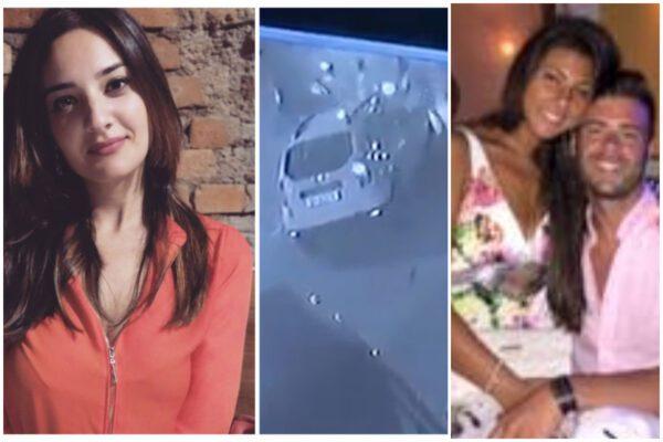Travolti sul marciapiede: neonata stabile, gravi marito e moglie. Dimesso fidanzato vittima