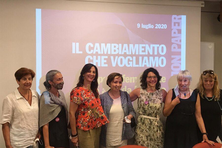 """""""Il cambiamento che vogliamo"""", le proposte femministe per superare le diseguaglianze"""
