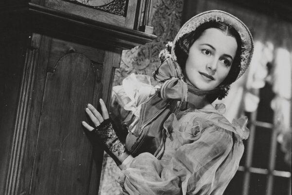 Ritratto di Olivia de Havilland, la Melania di Via col vento