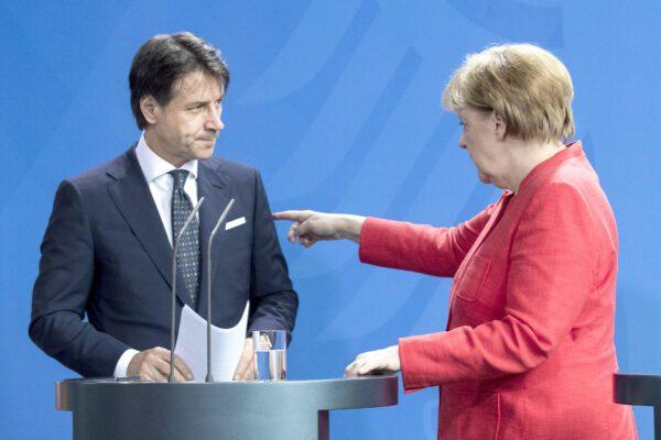 Conte ha l'occasione di salvare l'Italia: scaricare i sovranisti e prendere il Mes