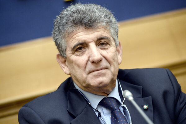 """Minniti come Salvini"", l'accusa dell'eurodeputato Pietro Bartolo"