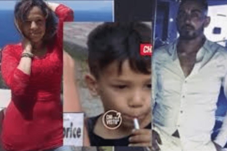 Bimbo ucciso di botte: ergastolo per il patrigno, sei anni alla madre. La cronistoria della domenica dell'orrore