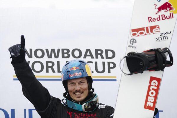 Campione di snowboard muore annegato, era stato portabandiera alle Olimpiadi