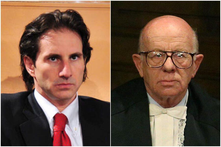 La 'fortuna' del giudice Esposito: salvato dal Csm proprio come il padre