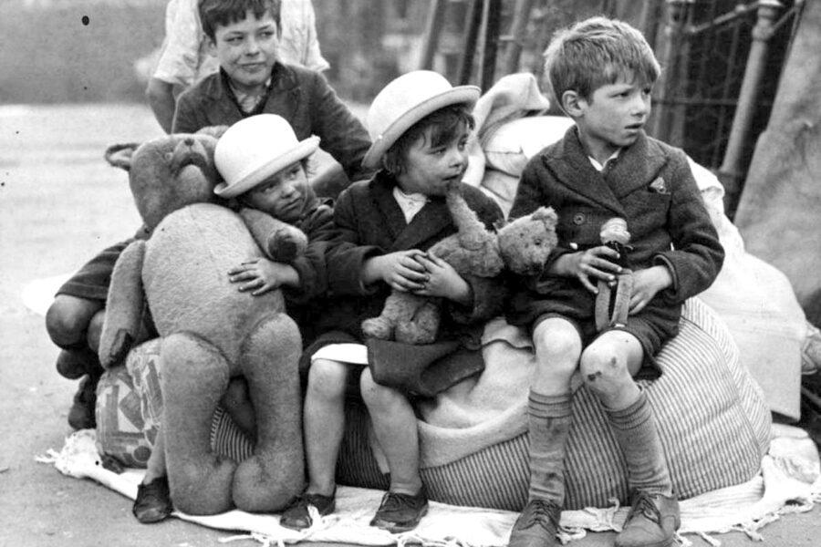 La Seconda Guerra Mondiale: i ricordi e gli orrori dei bombardamenti e dei morti