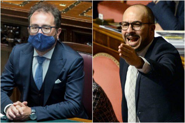 Sentenza Berlusconi, Faraone chiede chiarezza ma Bonafede non fa nulla