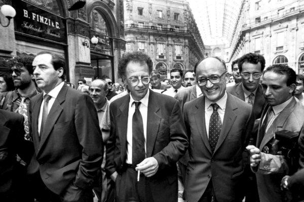 Da Tangentopoli a oggi l'uso politico della giustizia fa vincere Lega e M5S
