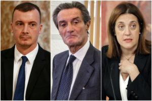 Casalino, Fontana e Marini: il garantismo a dondolo è la vera questione morale