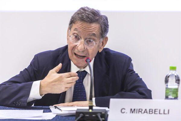 """Cesare Mirabelli: """"Magistratura, basta correnti bisogna recuperare autorevolezza e dignità"""""""