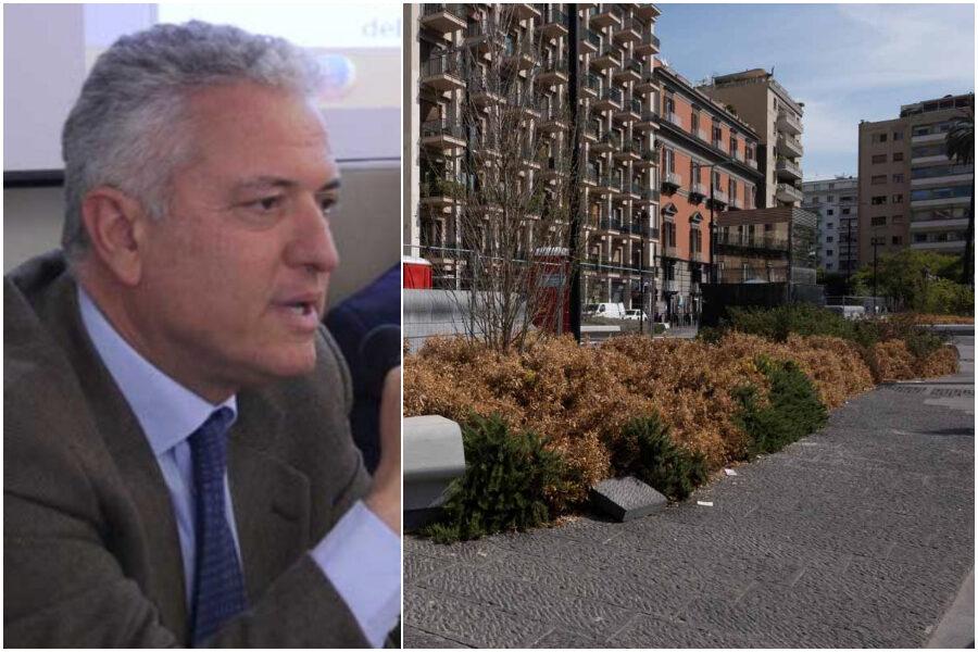 Napoli: aiuole ai privati, le richieste ci sono ma il Comune preferisce il degrado