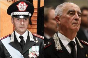La maledizione di Firenze, Del Sette e Saltalamacchia dal comando alla sbarra