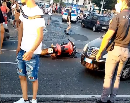 Ubriaco alla guida, militare travolge moto e uccide la moglie del Comandante dei carabinieri